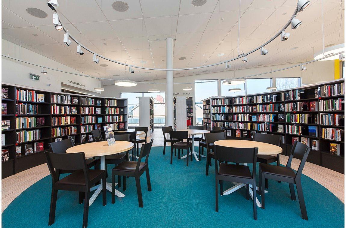 Vallentuna Public Library, Sweden - Public libraries