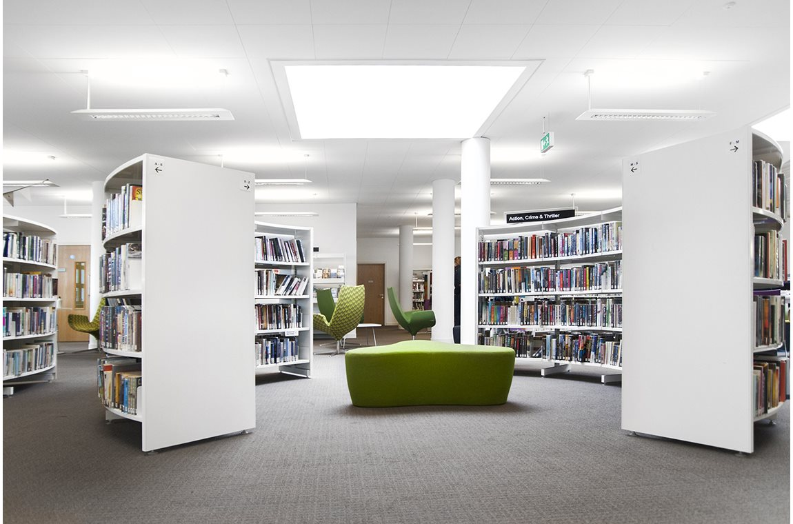 Drumbrae Public Library, United Kingdom - Public libraries