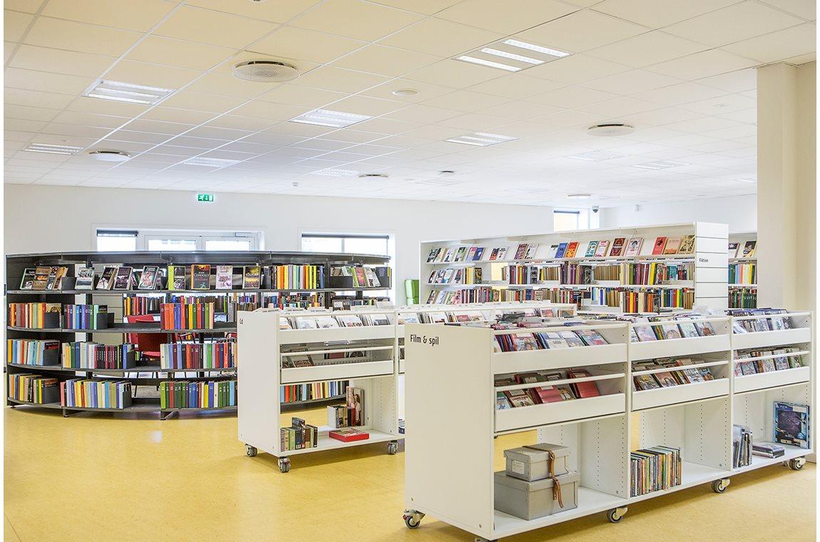 Christiansfeld Bibliotek, Danmark - Offentligt bibliotek