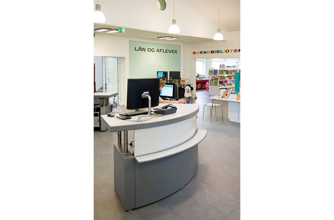 Møn Bibliotek, Danmark - Offentligt bibliotek