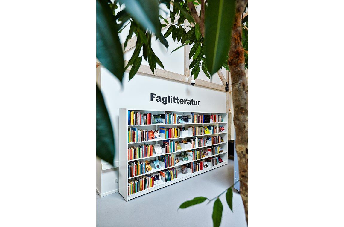 Avedøre bibliotek, Danmark - Offentliga bibliotek