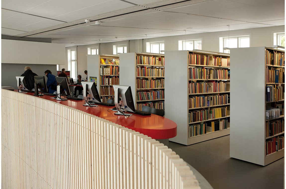 Taastrup Public Library, Denmark - Public libraries