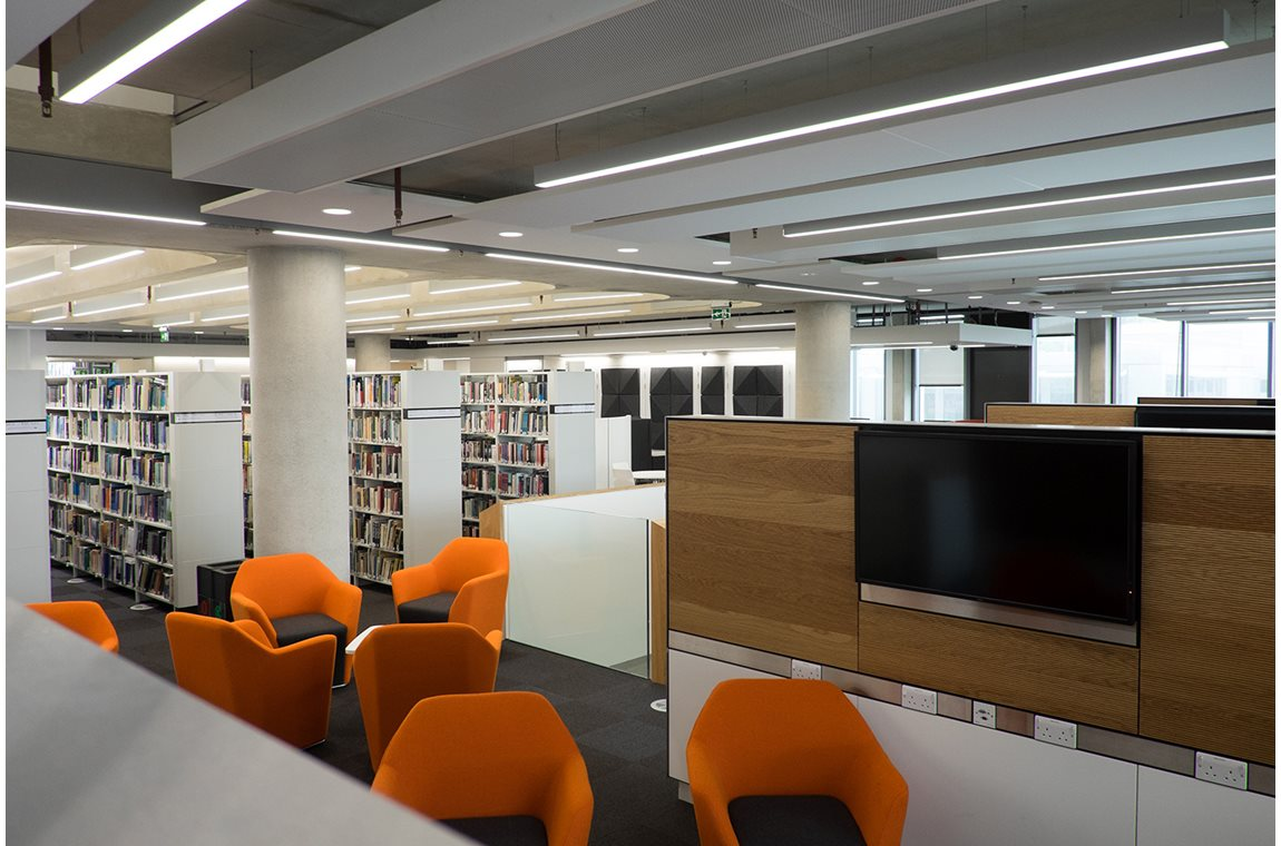 The University of Bedfordshire, United Kingdom - Academic libraries