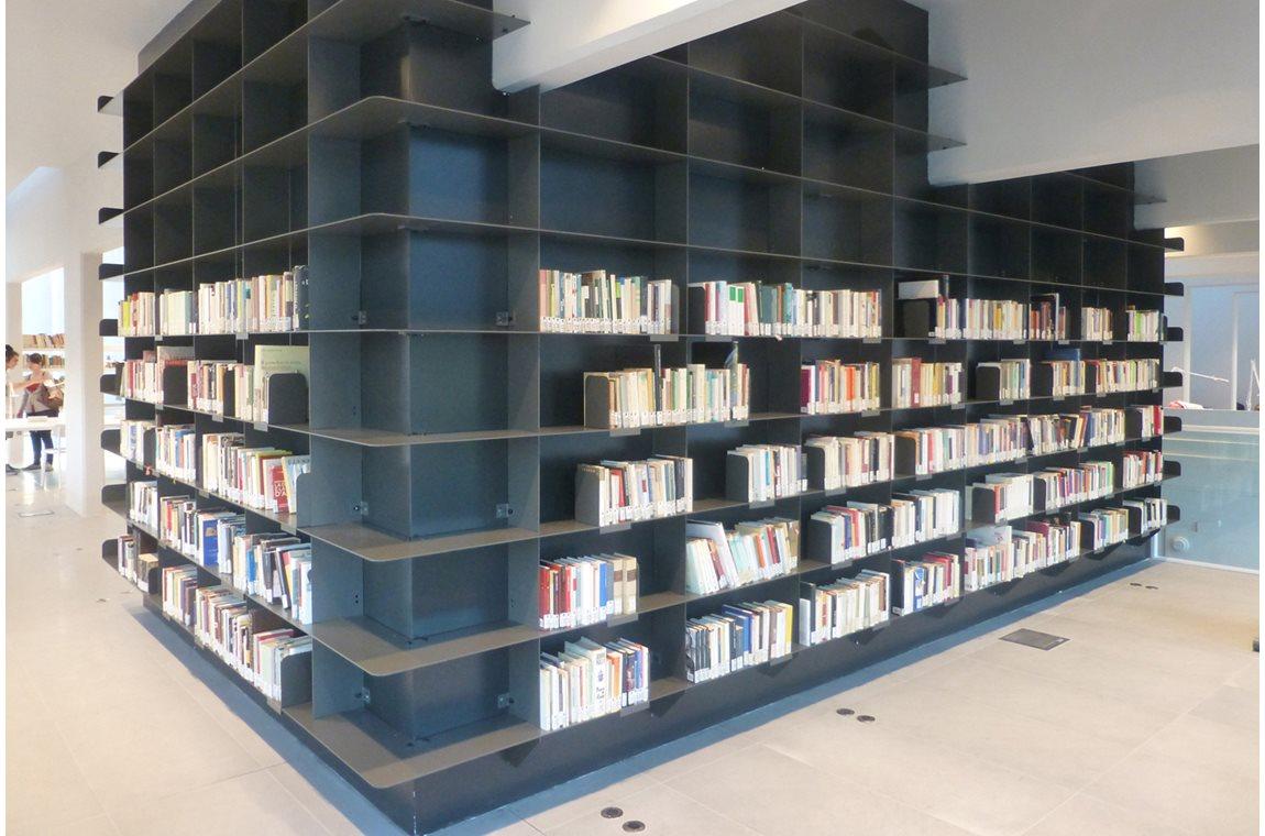 Il Pertini bibliotek, Italien - Offentligt bibliotek