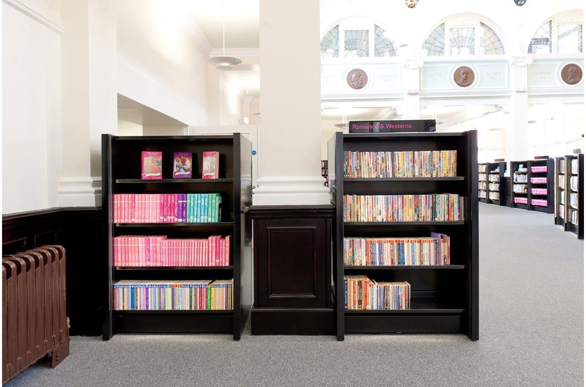 Eccles Public Library, United Kingdom - Public libraries