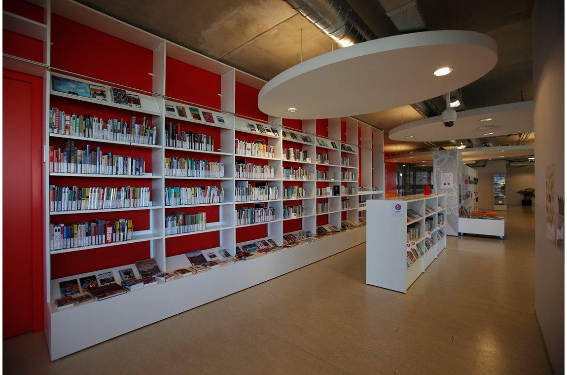 Amersfoort bibliotek, Holland - Offentligt bibliotek