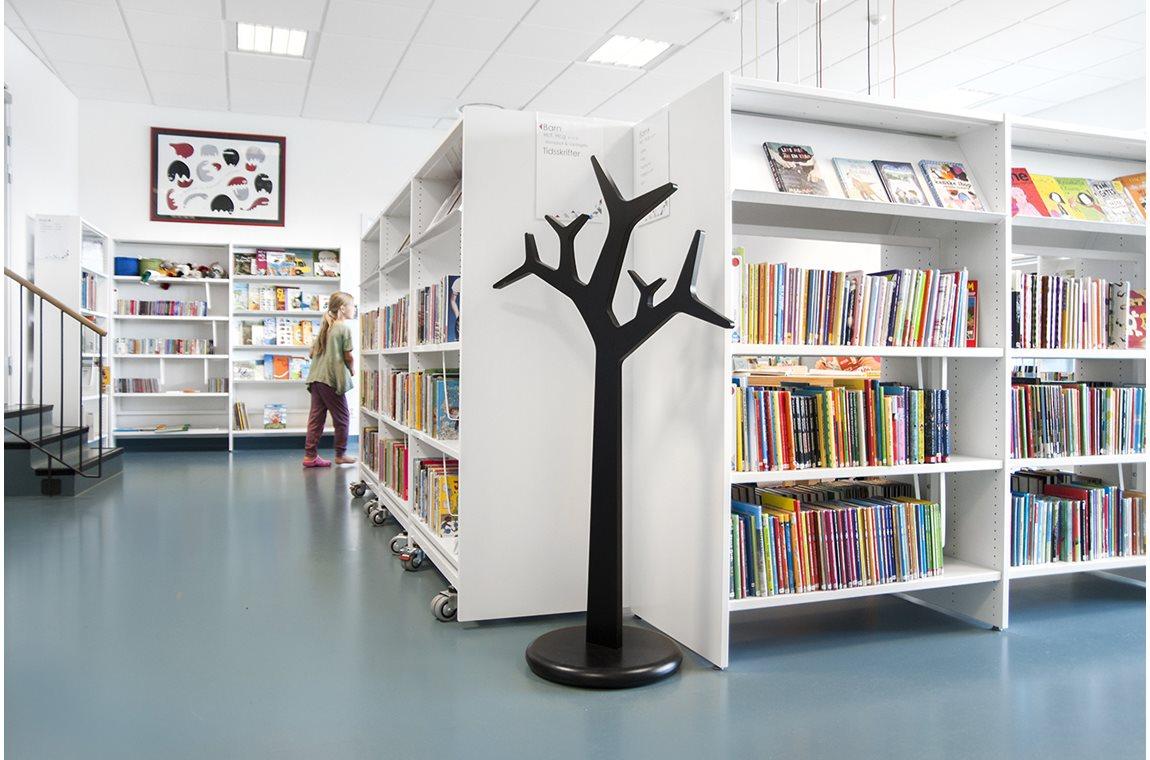 Jonstorp bibliotek, Sverige - Offentliga bibliotek