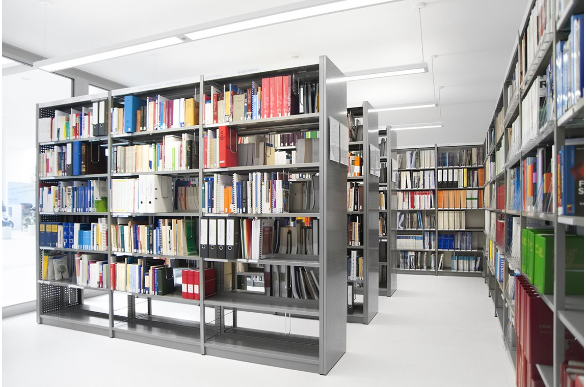 Commission de Surveillance du Secteur Financier, Luxembourg - Company libraries