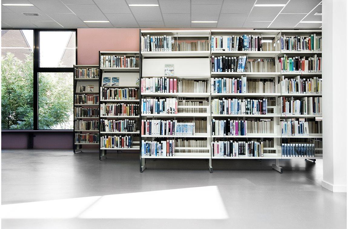 Hoeilaart bibliotek, Belgien - Offentligt bibliotek