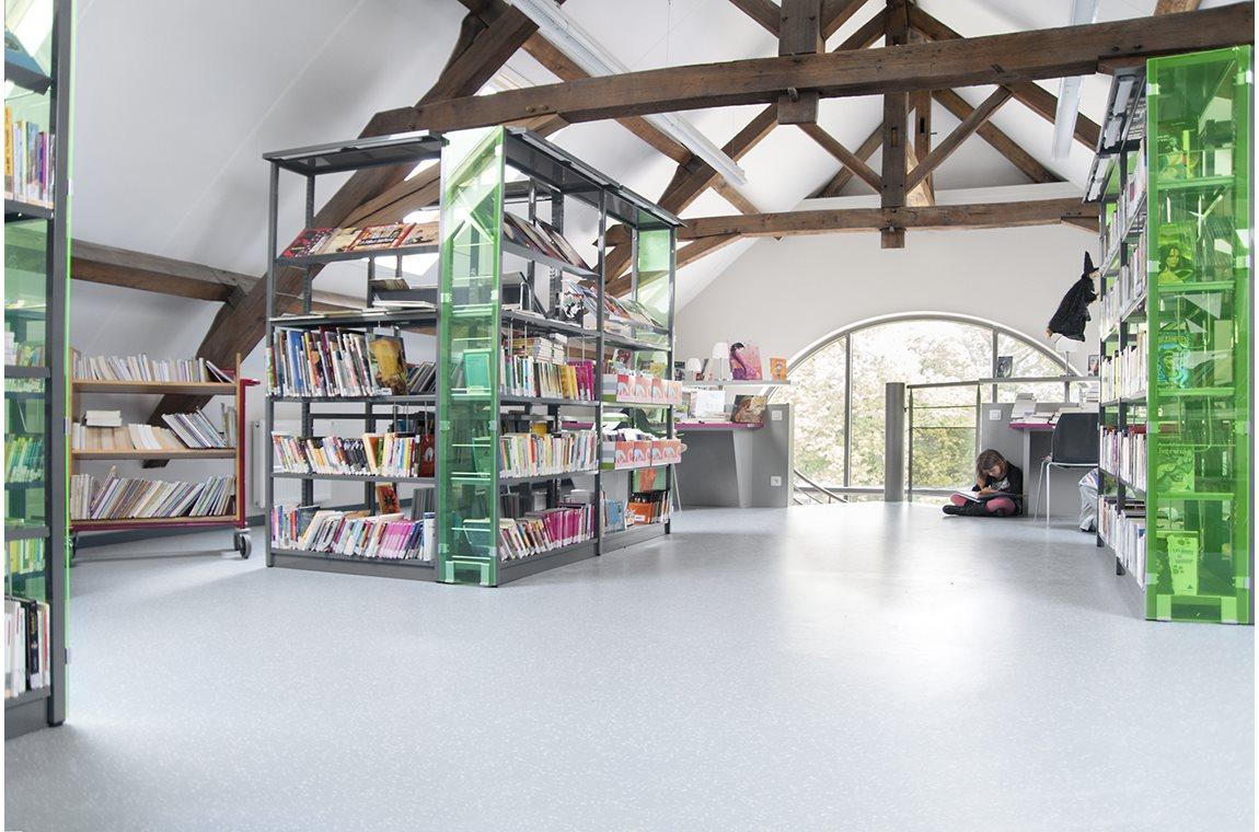 Bibliothèque de Habay-la-Neuve - Bibliothèque municipale