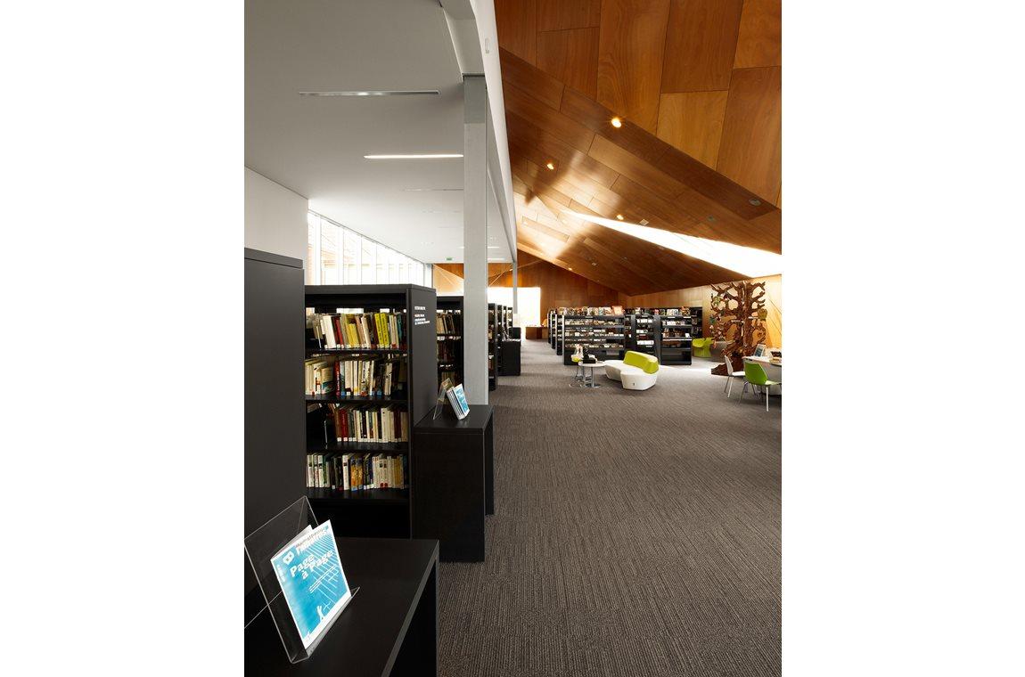 Médiathèque l'Albatros Armentières, France - Bibliothèque municipale