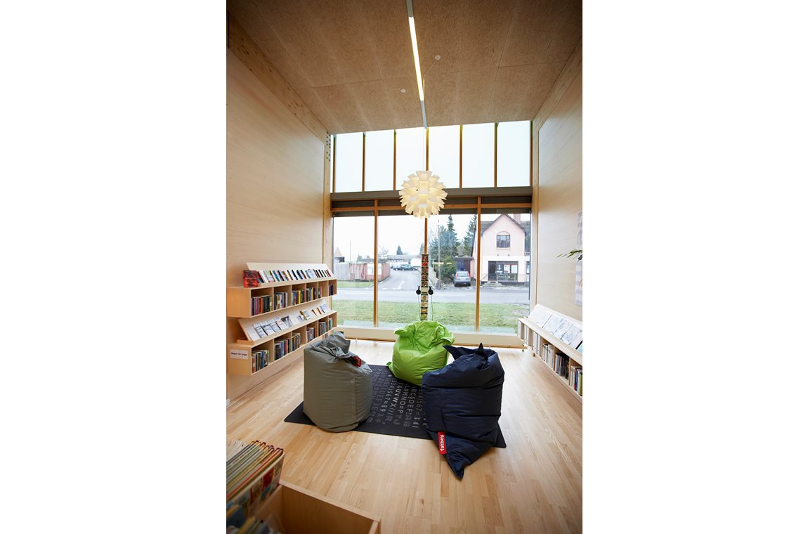Herfølge bibliotek, Danmark - Offentliga bibliotek