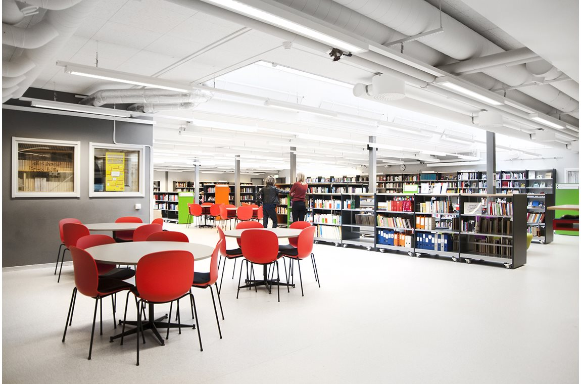 Arboga School Library, Sweden - School libraries