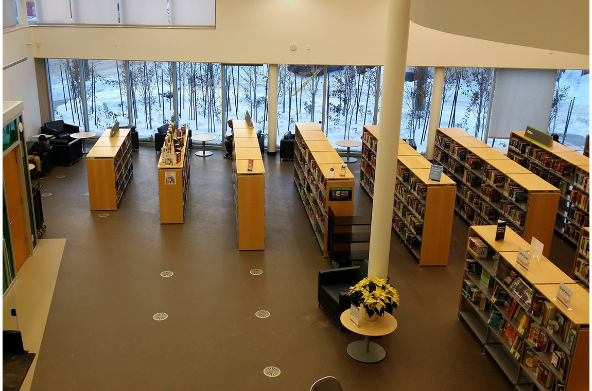 Edmonton Public Library, Highlands, Canada - Public libraries