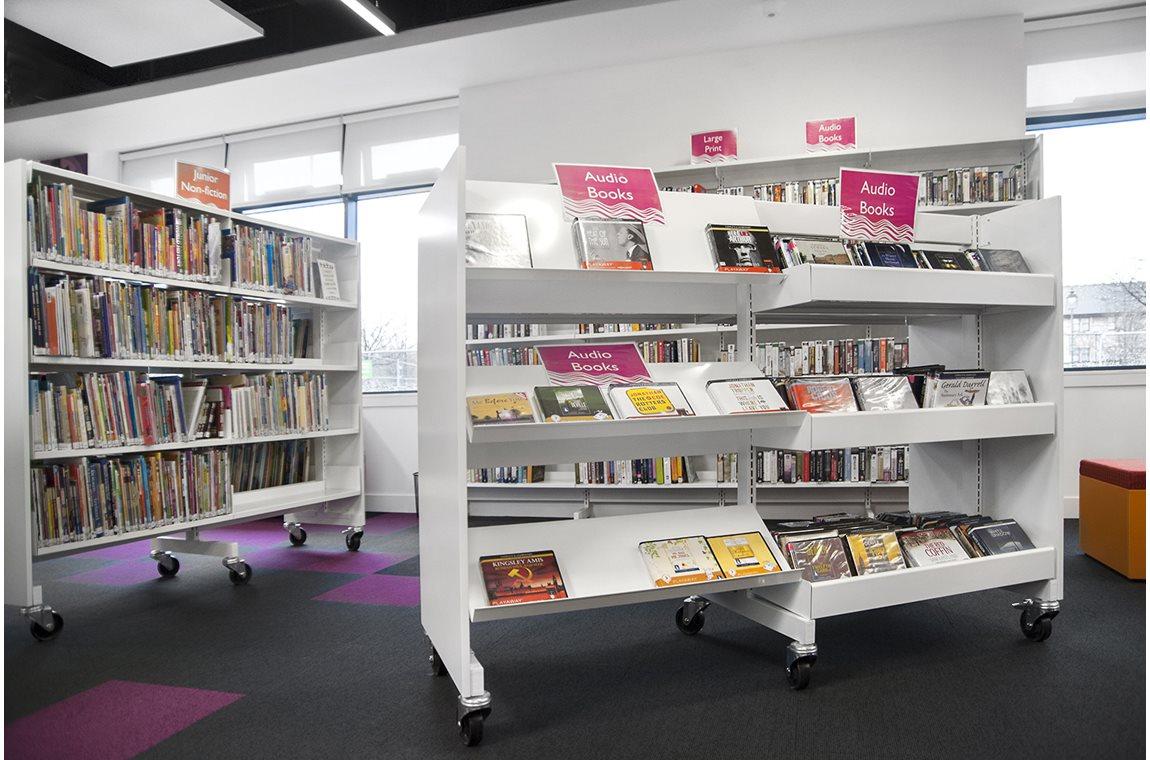 Johnstone bibliotek, Storbritannien - Offentliga bibliotek
