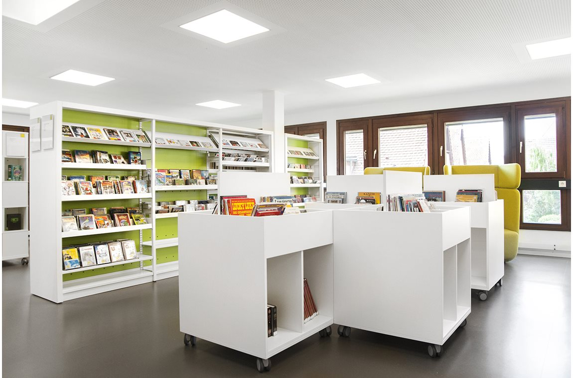 Bietigheim-Bissingen Public Library, Germany - Public libraries