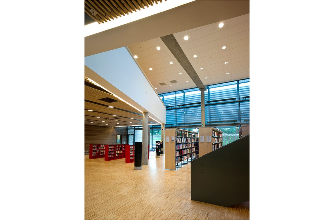 Vestfold Academic Library - Academic libraries