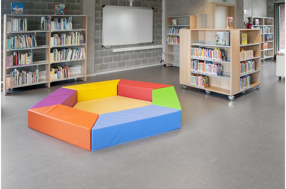 Leefdaal Public Library, Belgium - Public libraries