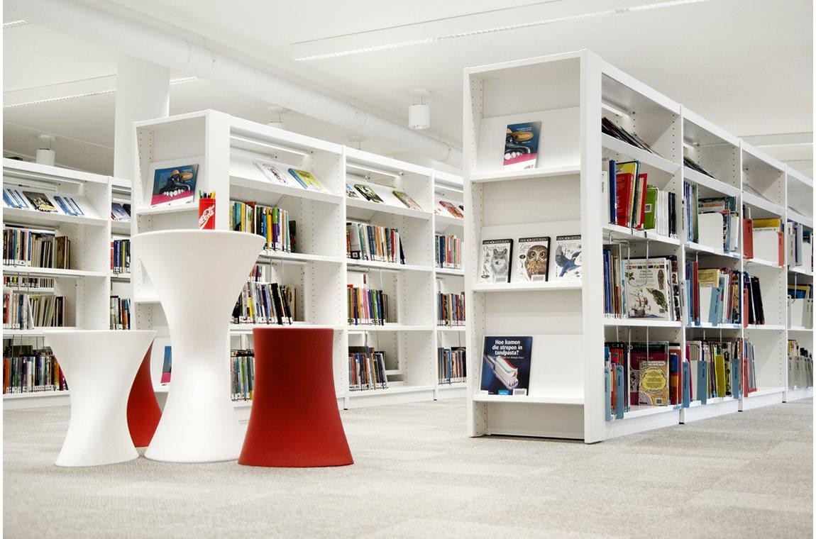 Openbare bibliotheek Houthalen, België - Openbare bibliotheek