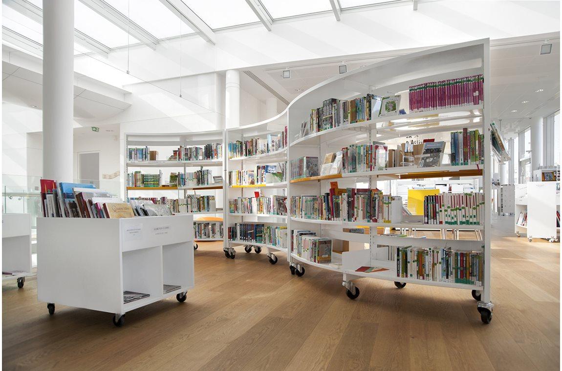 L'ourse Public Library, Dinard, France - Public libraries
