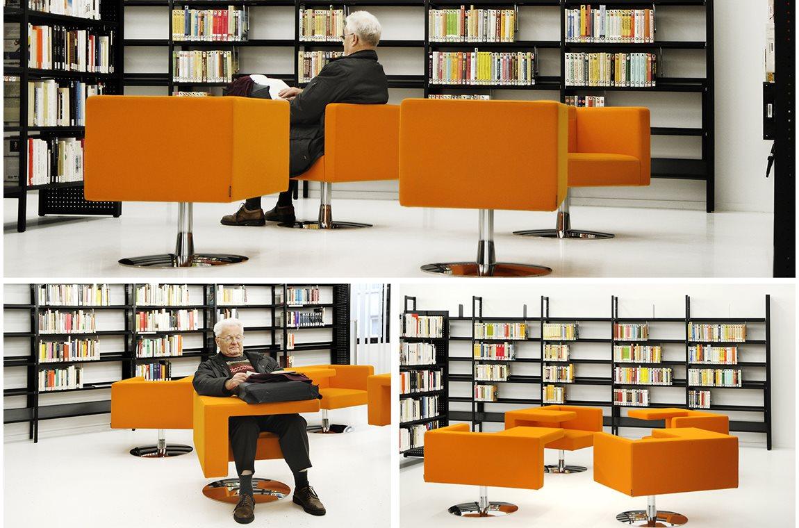 Bibliothèque municipale de Veurne - Bibliothèque municipale