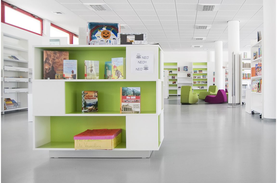 Ludwigshafen School Library - School libraries