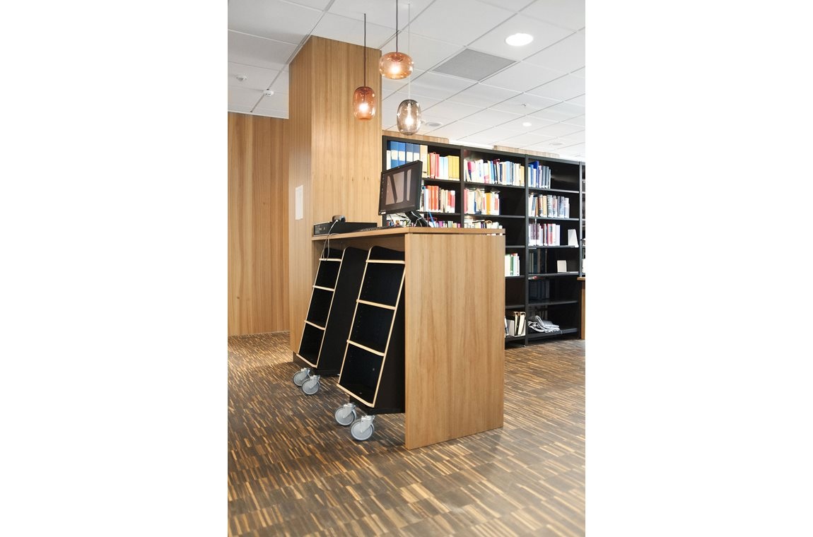 Malmo office, Sweden - Company libraries