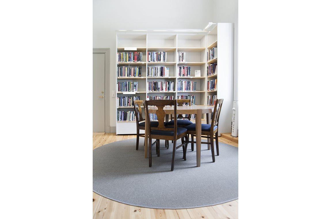 Dag Hammarskjöld Library, Uppsala, Sweden - Academic libraries