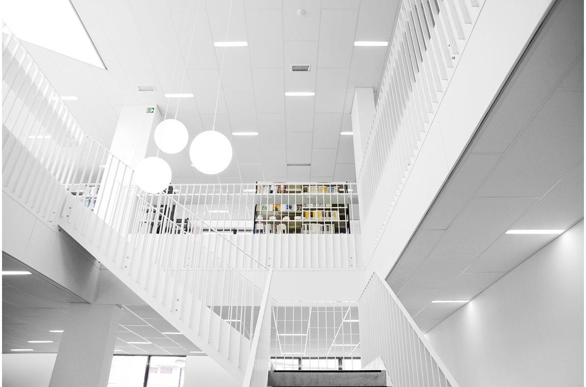 Openbare bibliotheek Hoeilaart, België - Openbare bibliotheek