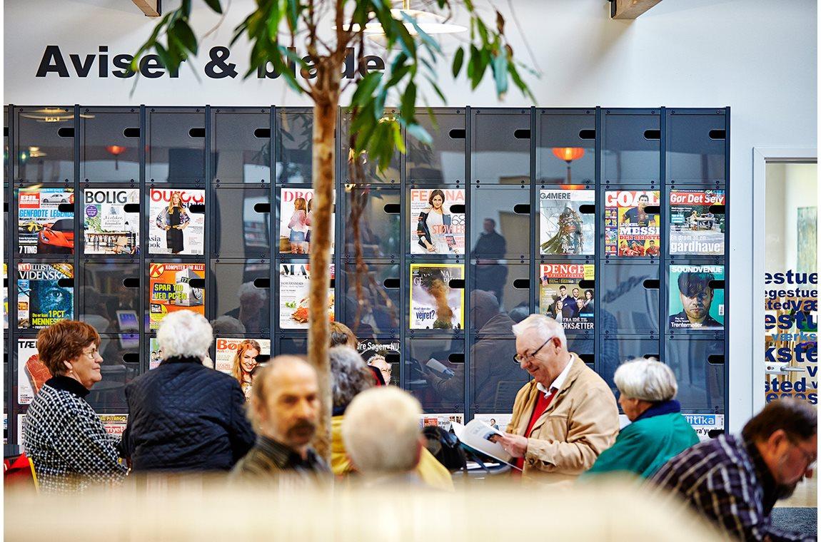 Avedøre Public Library, Denmark - Public libraries