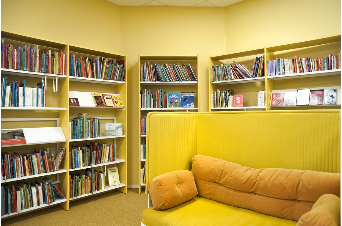 Bro Public Library, Sweden - Public libraries