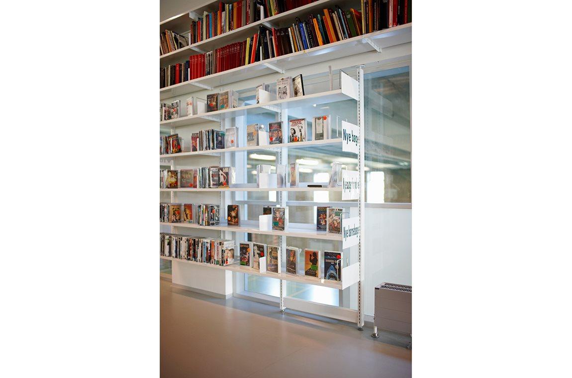 Ordrup Bibliotek, Danmark - Offentligt bibliotek