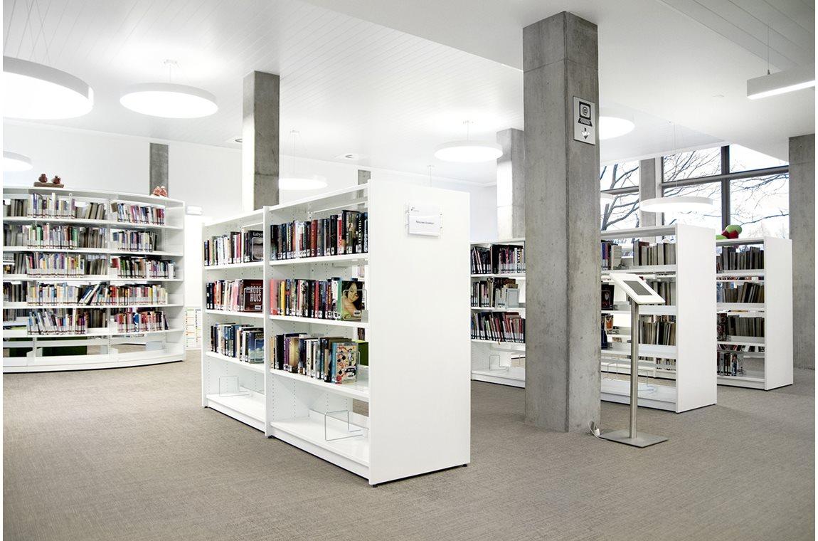 Lummen Public Library, Belgium - Public libraries