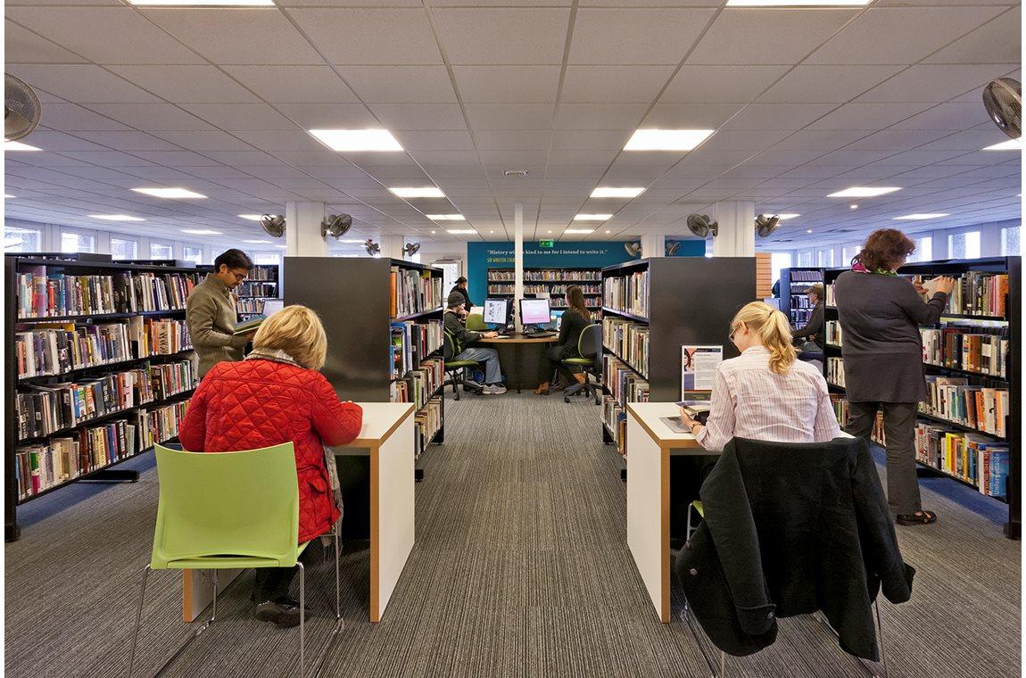 Bracknell Public Library, United Kingdom - Public libraries