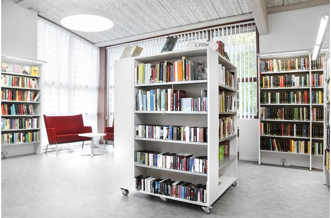 Kungsörs Public Library, Sweden - Public libraries