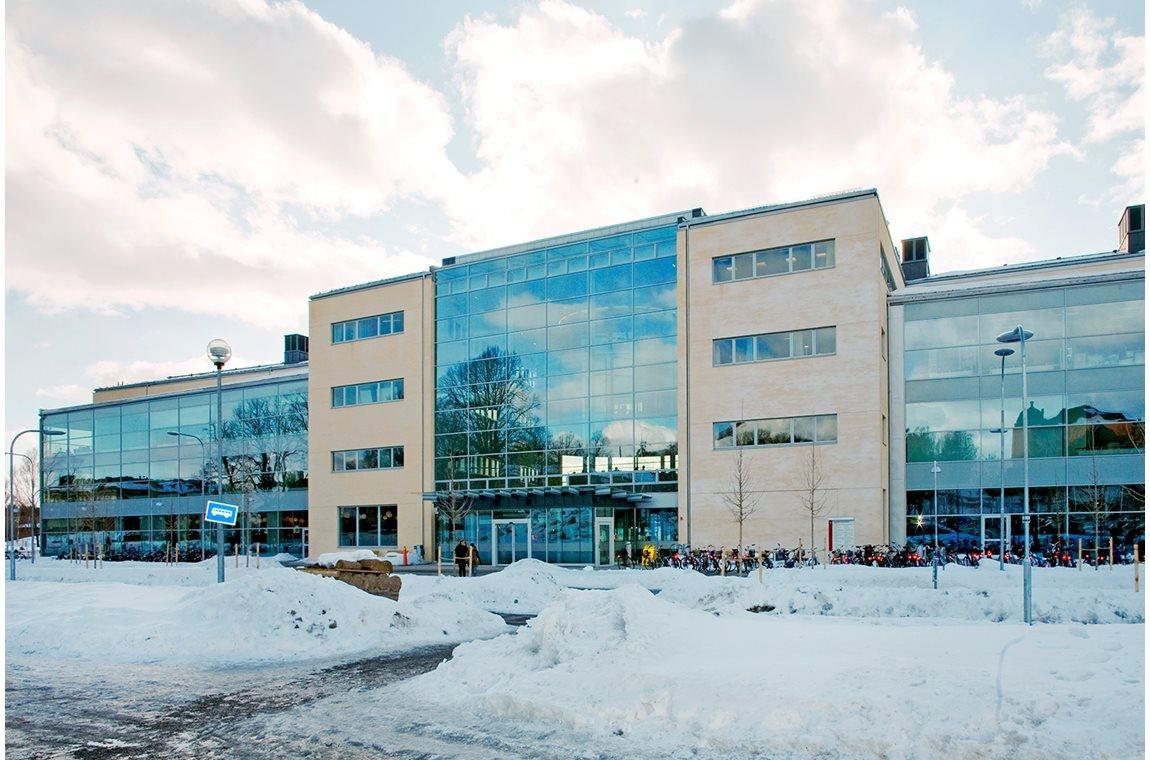 Universiteitsbibliotheek Uppsala, Zweden - Wetenschappelijke bibliotheek