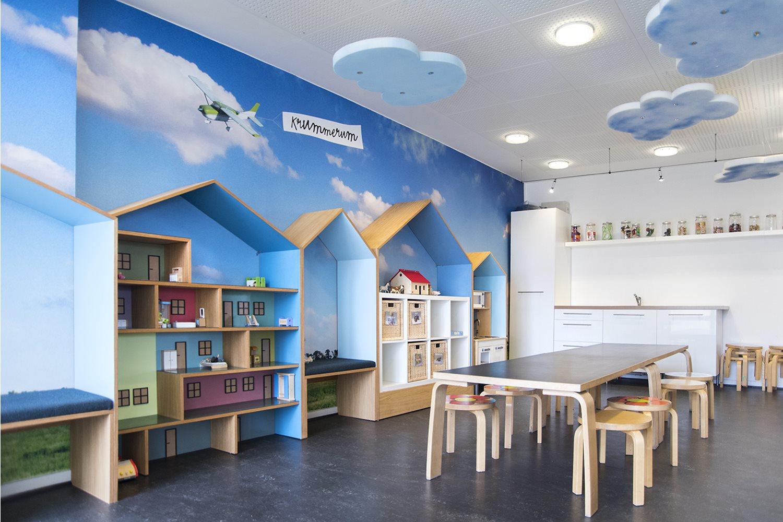 Fredericia Children S Library Denmark