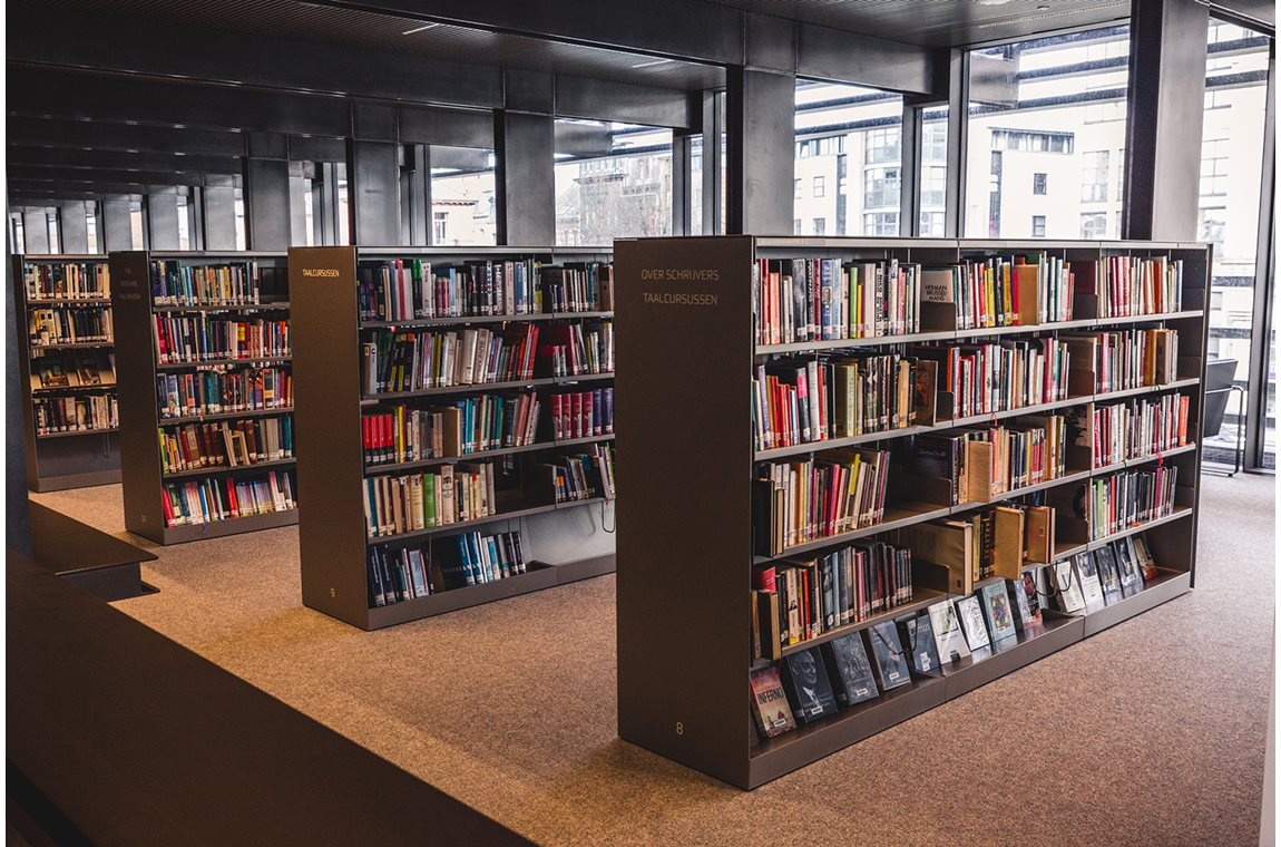 Waalse Krook Public Library, Gent, Belgium - Public libraries