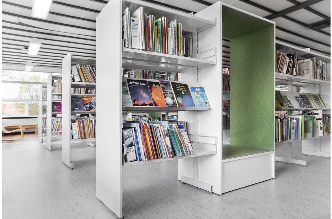 Nakskov Bibliotek, Danmark - Offentligt bibliotek