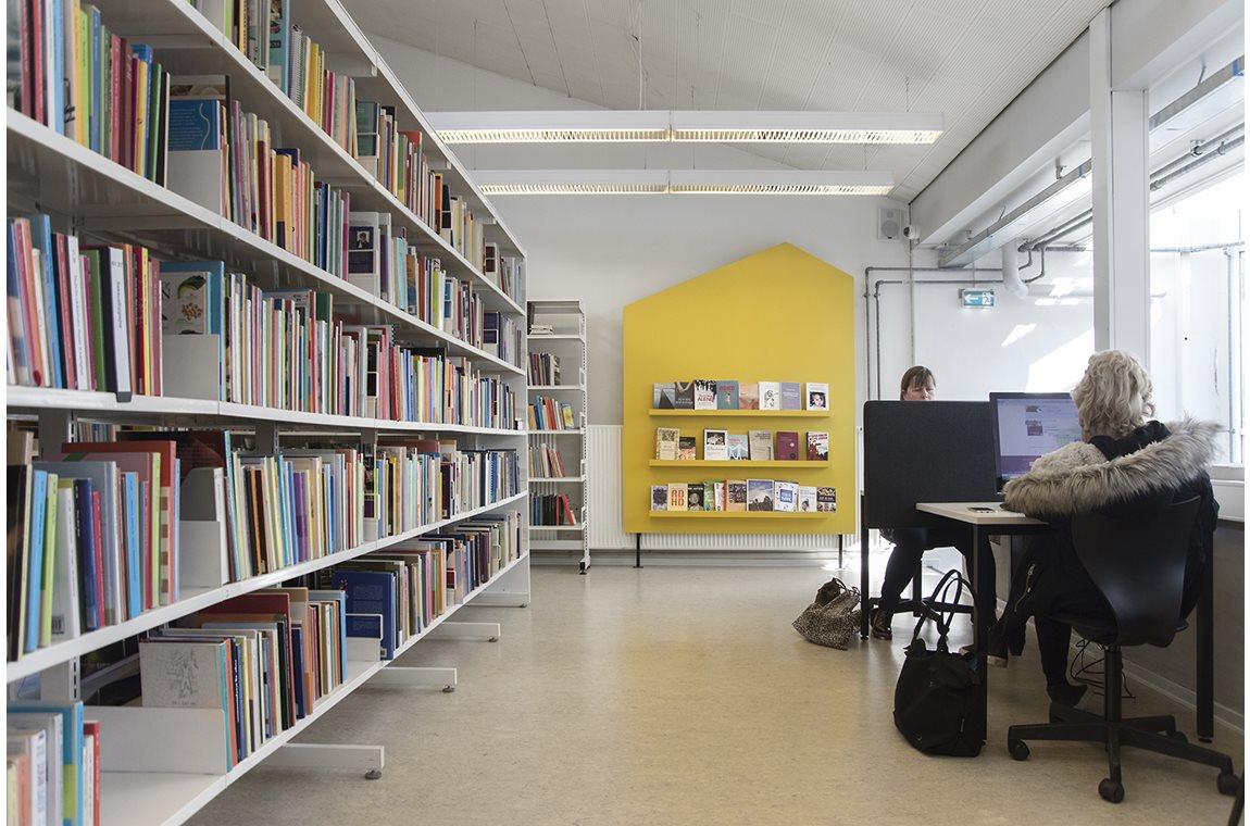 Farum Bibliotek, Danmark - Offentligt bibliotek