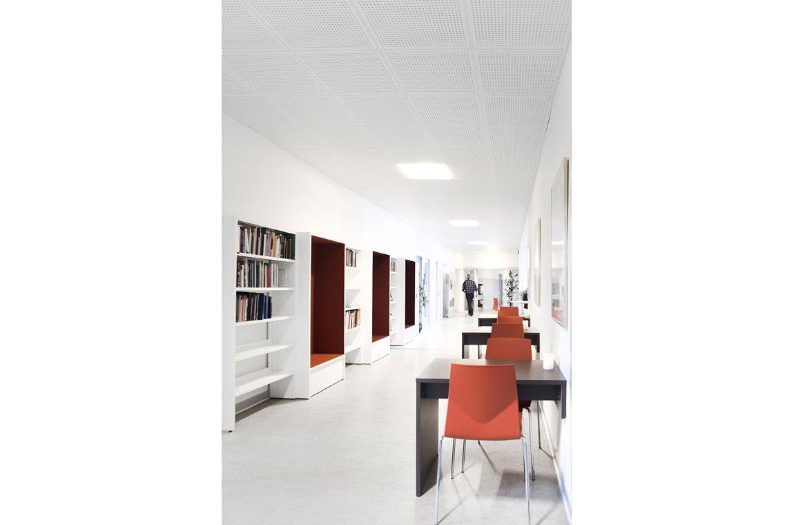 Maribo School, Denmark - School libraries