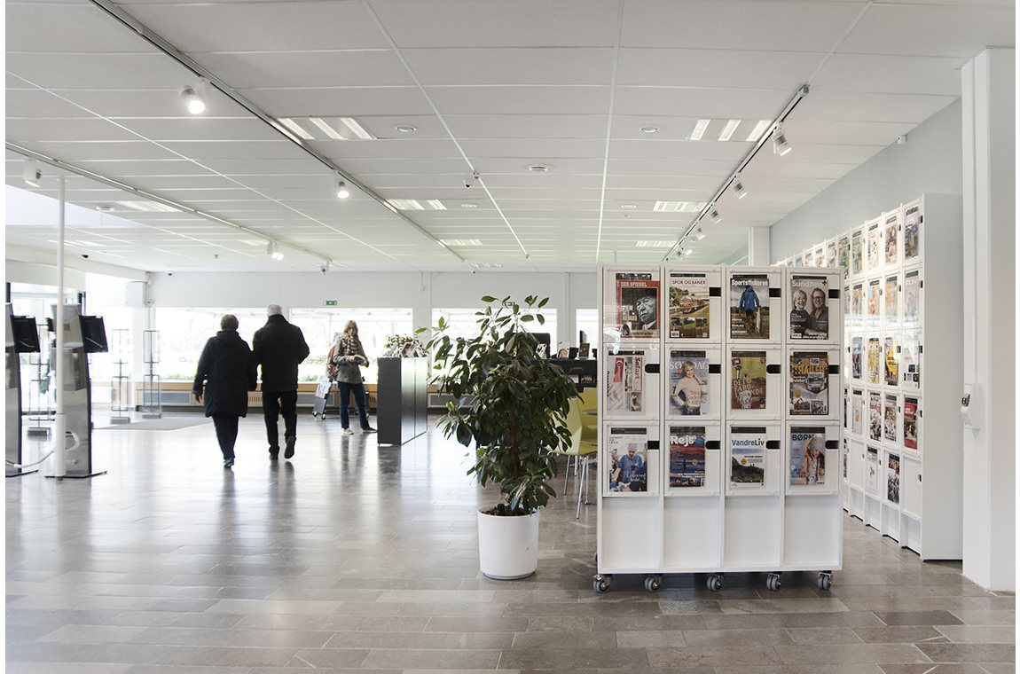 Guldborgsund Public Library, Denmark - Public libraries