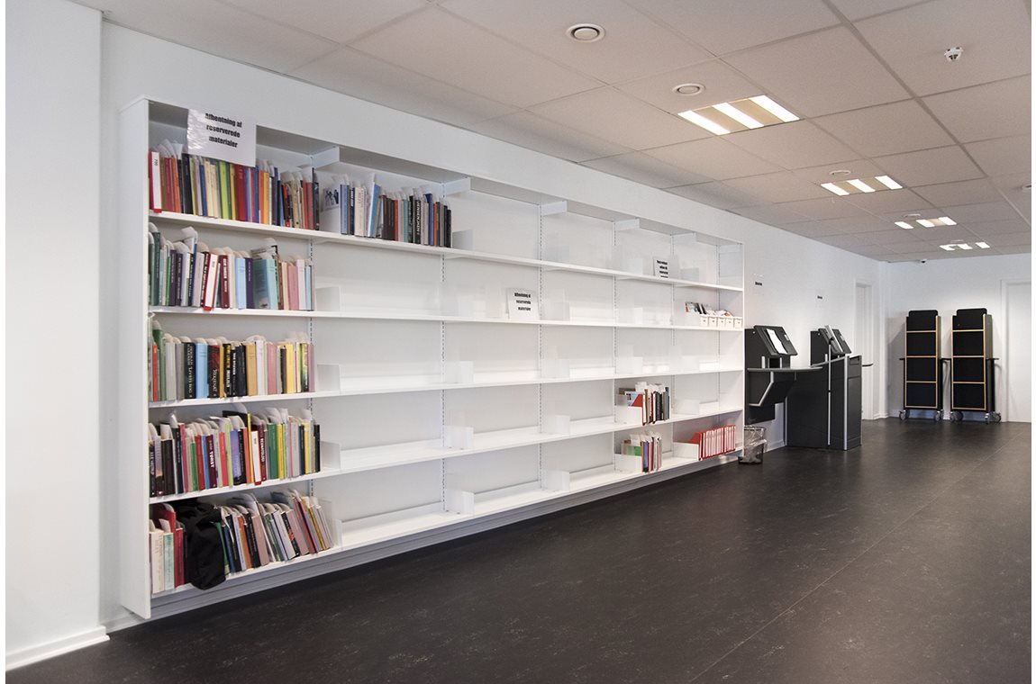 Openbare bibliotheek Guldborgsund, Denemarken - Openbare bibliotheek