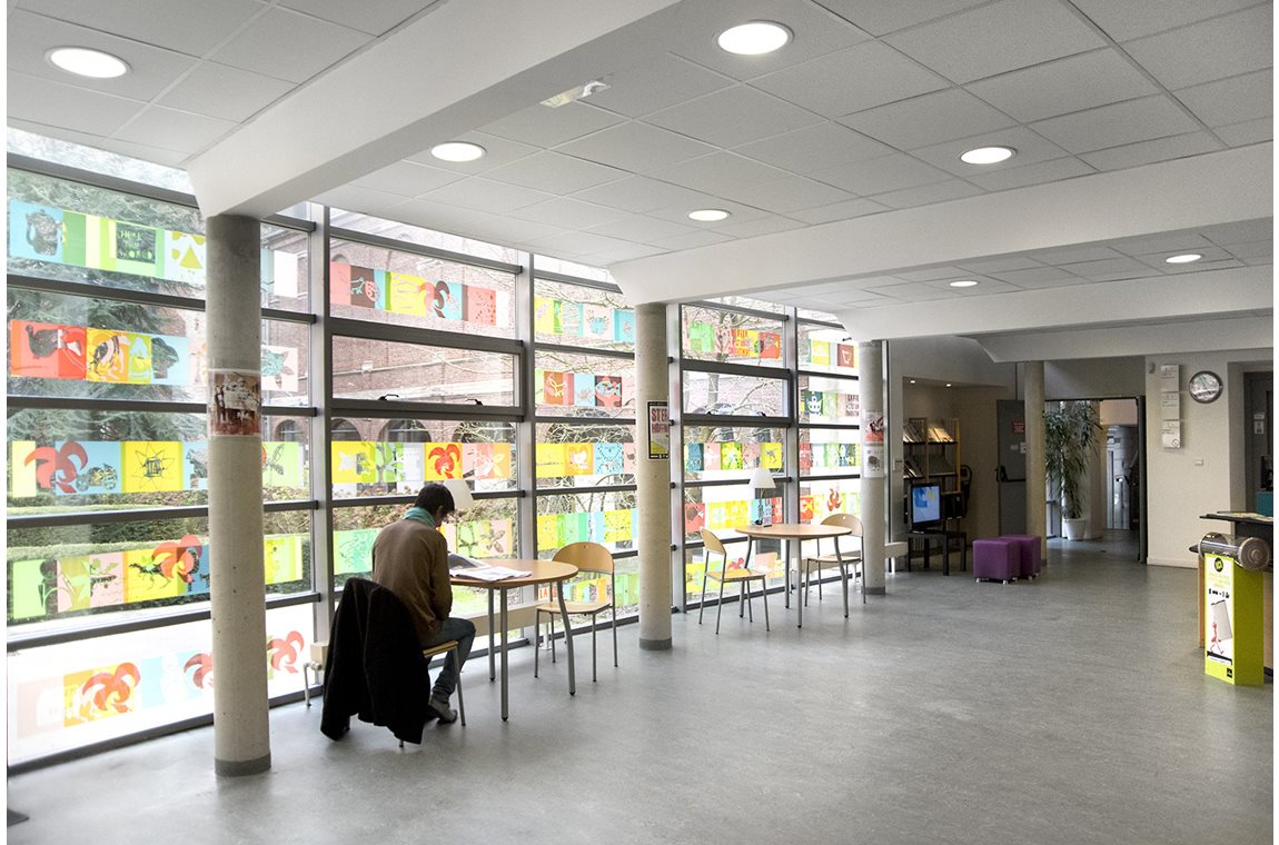 Saint Omer Public Library, France - Public libraries
