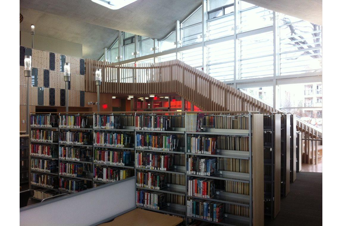 Edmonton bibliotek, Canada - Offentligt bibliotek