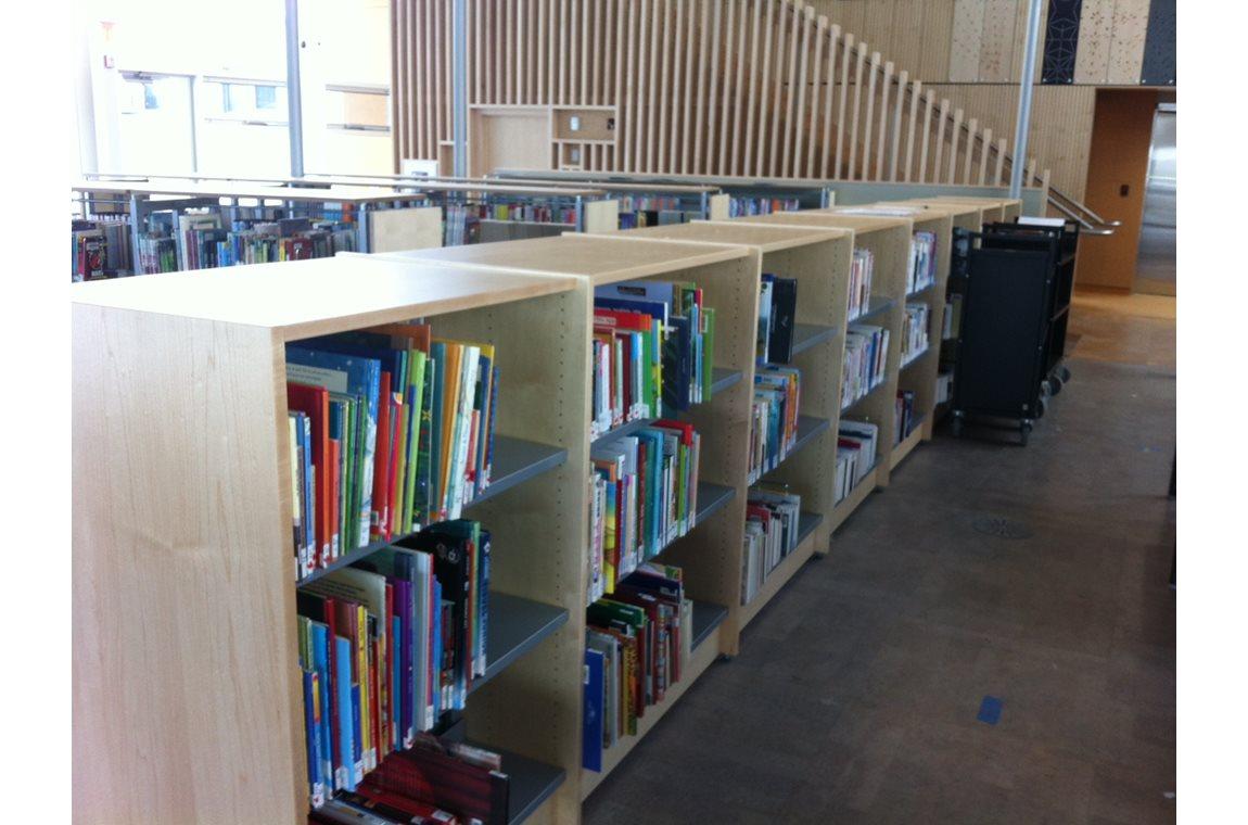 Openbare bibliotheek Edmonton, Canada - Openbare bibliotheek