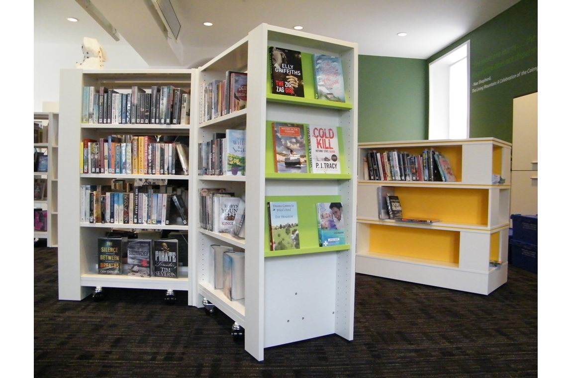 Grantown Public Library, United Kingdom - Public libraries