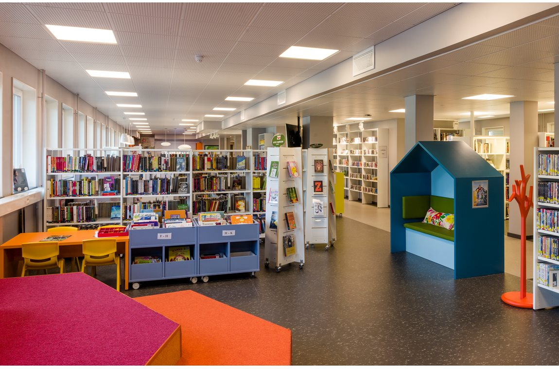 Grue Public Library, Norway - Public libraries