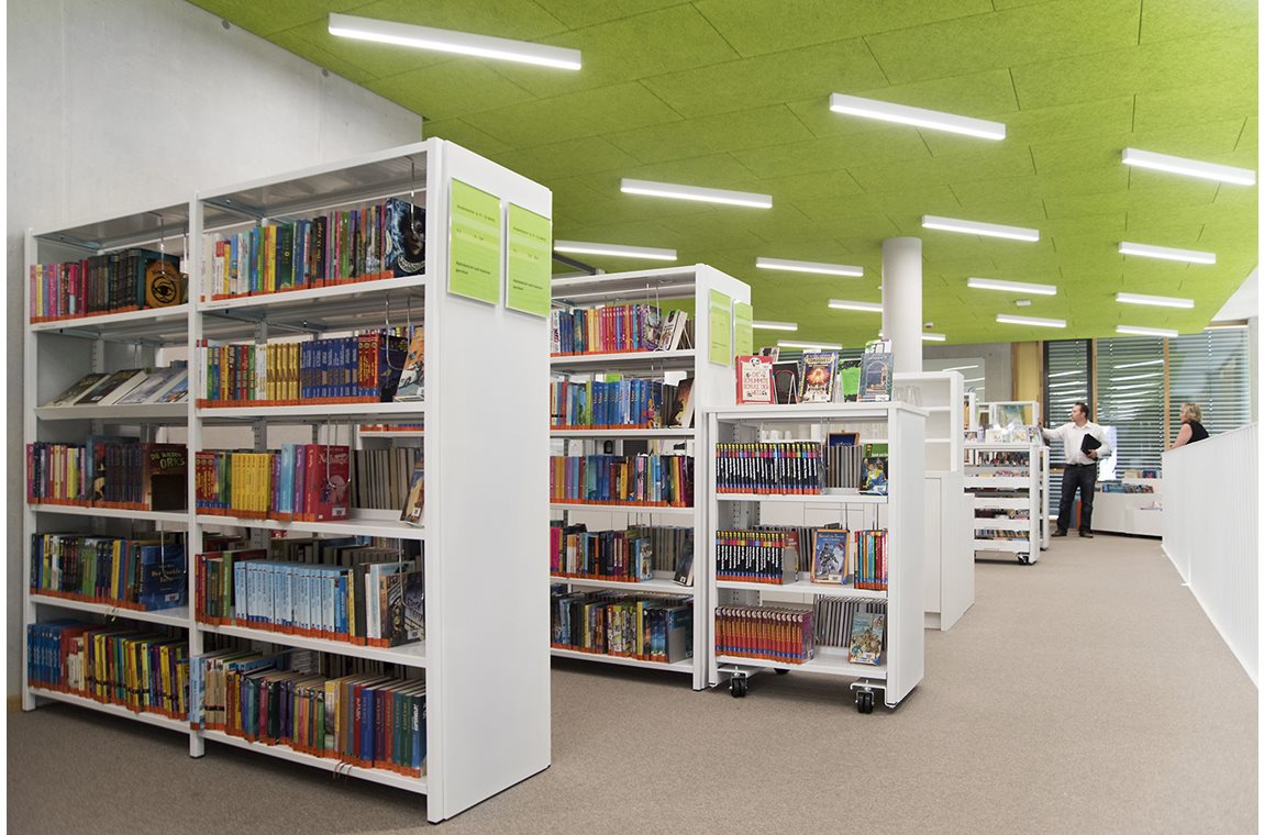 Gilching Public Library, Germany - Public libraries