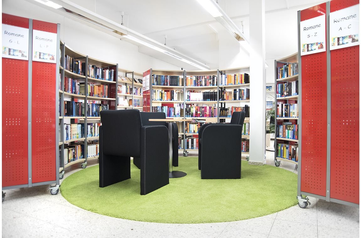 Markt Bechhofen Public Library, Germany - Public libraries